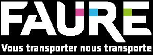 Logo FAURE Transport