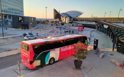 Navettes Blablabus Aéroport Lyon St Éxupéry – Grenoble Gare Routière
